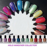 Mini Size HOLO HANGOVER COLLECTION: Mini size bottles offered for a limited time only!
