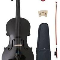VIOLINSMART MV01 Violin Package (Size: 4/4, Color: Black): Toys & Games