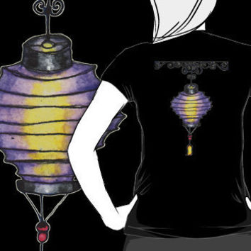 """""""Paper Lantern 3"""" T-Shirts & Hoodies by Amy-Elyse Neer 