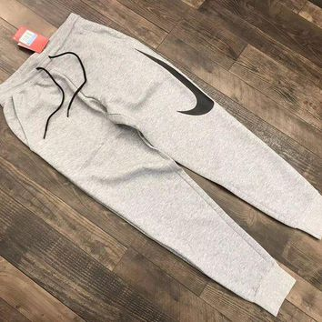 DCCKNQ2 Nike Hybrid Swoosh Joggers Woman Men Fashion Pants Trousers Sweatpants-1