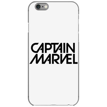 captain marvel 5 iPhone 6/6s Case