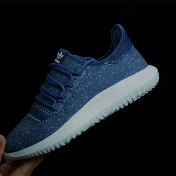 Adidas Tubular Shadow  BY3572 Tech Ink Crystal White Athletic Shoes
