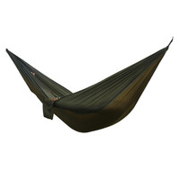 21 color 2 people Hammock 2015 Camping Survival garden hunting Leisure travel Double Person Portable Parachute Hammocks