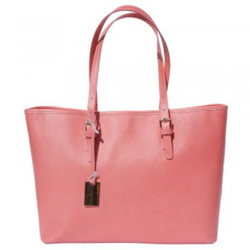 HOBO AND SHOPPING BAG IN SAFFIANO LEATHER