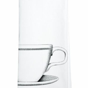 Modern Art Flour Sack Towel (Coffee Mug)