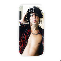 Kellin Quinn Sleeping With Sirens Cute For Samsung Galaxy S4 Case