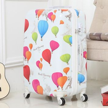 Hot Air Balloon Kid's Suitcase