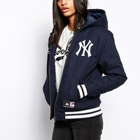 Majestic New York Yankees Hooded Coat