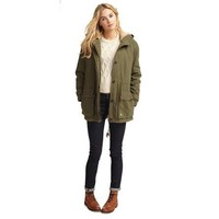 The Bawsey Parka | Jack Wills