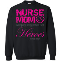 Cool Nurse Mom T-Shirt T-Shirt