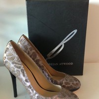 B Brian Atwood Frederique Pumps- BRAND NEW! Brian Atwood 9.5 by Lauren Matina