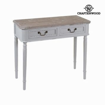 Daphne bedside table 2 drawers - Sweet Home Collection by Craften Wood