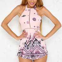 Lombok Playsuit