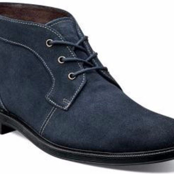 Dabney Plain Toe Chukka Boot by Stacy Adams