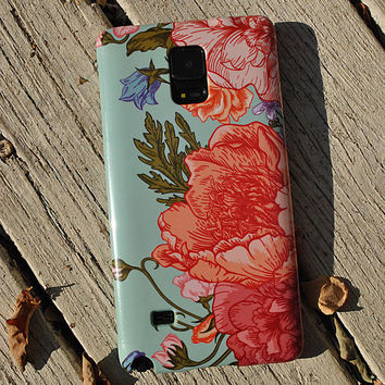 floral iPhone 6/6 Plus /5/4s Case Samsung Galaxy S4/S5/S6 case Galaxy S4/S5 mini case Note3/Note4 case Galaxy S6 Edge case LG G3/LG G4 case