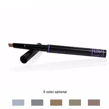 1 Pcs Brand New Makeup Automatic Eyebrow Pencil Waterproog Long-lasting Eye Brow Pencil Beauty Make Up Cosmetics Eyebrows