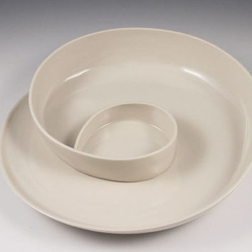 Whirl Serving Dish