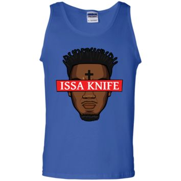 Issa Knife ANDIMOTO Tank Top