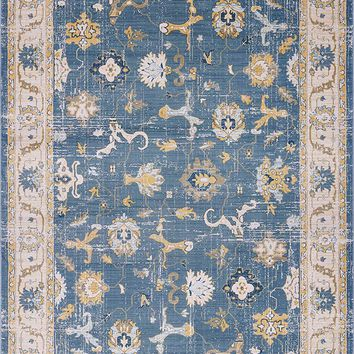 Pierre Cardin Home Lagoon Collection Traditional/Vintage Design Area Rugs