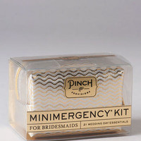 MINIMERGENCY KIT FOR BRIDES IN GOLD