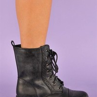 Stevie Boot - Black