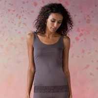 Lace Traced Tank