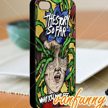 The Story So Far - iPhone 4/4s/5 Case - Samsung Galaxy S3/S4 Case - Blackberry Z10 Case - Ipod 4/5 Case - Black or White