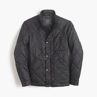 J.Crew Mens Nylon Sussex Quilted Jacket