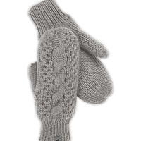 The North Face Women's Accessories Gloves WOMEN'S CABLE KNIT MITT