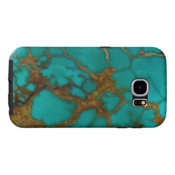 Green turquoise stone color meaning samsung galaxy s6 case
