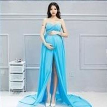Maternity dress pregnant woman pregnant dress dress maternity dress clothes