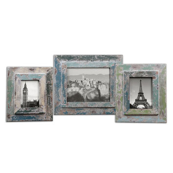 Acheron Photo Frames, S/3