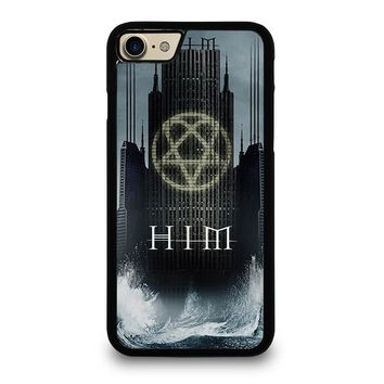 HIM BAND HEARTAGRAM iPhone 7 Case Cover