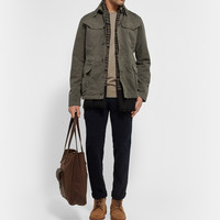 Tomas Maier - Cotton-Gabardine Jacket | MR PORTER
