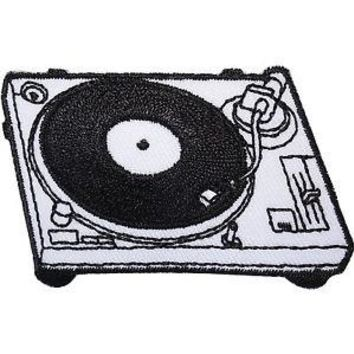 """DJ Turn Table"" Patch"