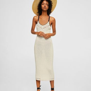 Crochet dress - Women | MANGO USA