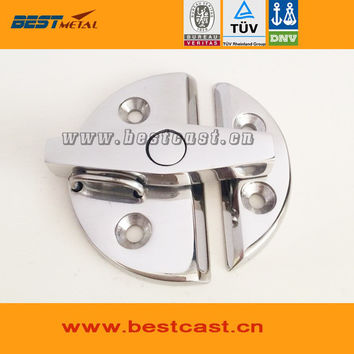 316 MARINE HARDWARE OF DOOR BUTTON CATCH HINGE OF BEST METAL