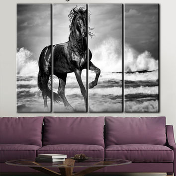 Horse art print, Arabian horse, Horse print, Horses photography, Horse wall decals, Animal Art, Animal paintings, Photography Wild Animals