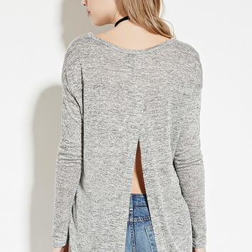 Split-Back Top | Forever 21 - 2000116194
