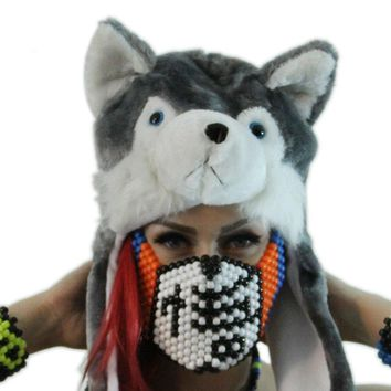 Dragon Ball Z Full Kandi Mask by Kandi Gear