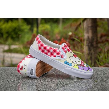 Vans Hellokitty FS061 Women Sneaker Casual Shoes