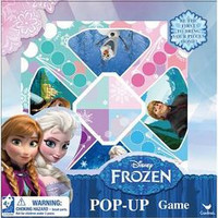 Disney Frozen Pop-Up Game