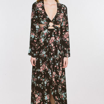 Until Dusk Maxi Dress