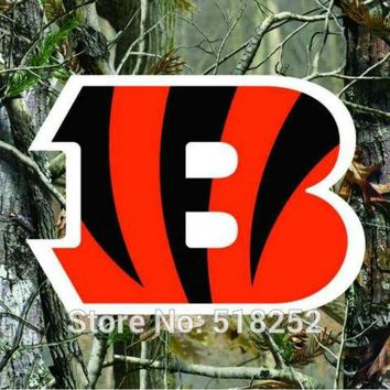 Cincinnati Bengals tree camo Flag 150X90CM NFL 3x5 FT Banner 100D Polyester Custom flag grommets 6038,free shipping
