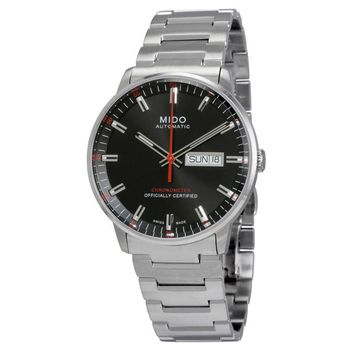 Mido Commander II Automatic Black Dial Mens Watch M021.431.11.051.00