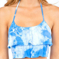 High and Dye Crop Top $28