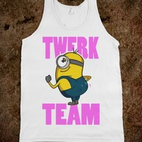Twerk Team Minion