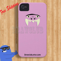 DrawClub IPhoneCase Eduardo Foster's Home for Imaginary Friends Case Make to order