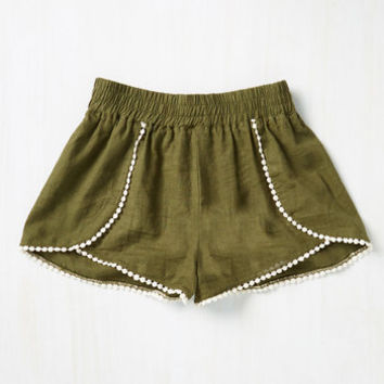 Park and Stride Shorts | Mod Retro Vintage Shorts | ModCloth.com