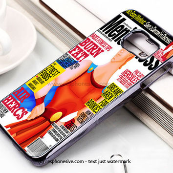 Hercules Magazine Samsung Galaxy S6 and S6 Edge Case